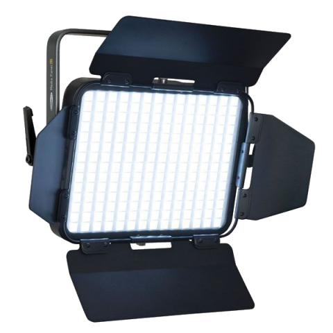 Showtec Media Panel 100 is a 100w Daylight White video LED panel