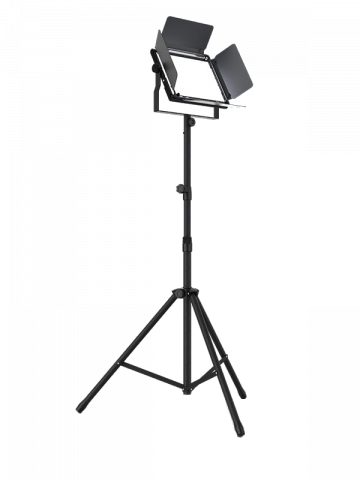 CHAUVET DJ Cast Panel Pack is a complete lighting solution for vlogging or any other on-camera situation