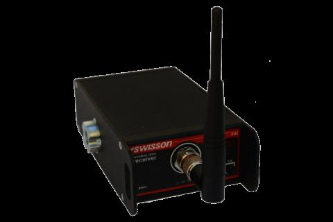 Swisson Xwl Series Wireless W Dmx Program Stage Depot