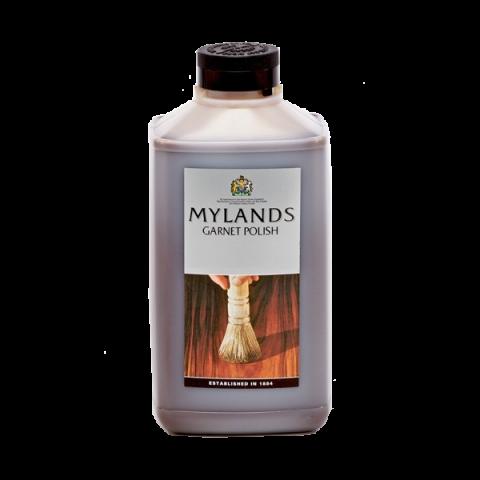Mylands Garnet Polish 500ml ideal for colouring dark timber