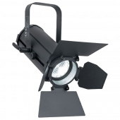 Showtec ACT Fresnel 20 WW produces a gentle warm white light