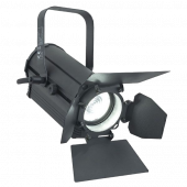 Showtec ACT Fresnel 50 WW produces a warm white light
