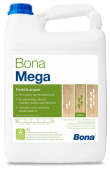 Bona Mega Extra Matt protects your flooring against spills and scuffs