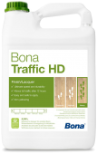 Bona Traffic HD Matt is the world's toughest floor lacquer