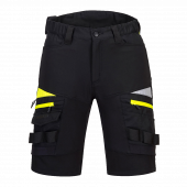 Front view of Portwest DX444 Holster Pocket Shorts