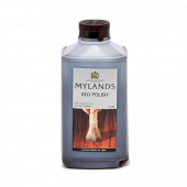 Mylands Red Polish 500ml can be used to tint other polishes in the Mylands Shellac Polish range