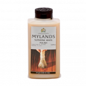 Mylands Superfine White Polish 500ml is ideal for most timbers and produces a high gloss finish